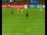 گل دوم بارسلونا به باته بوریسوف