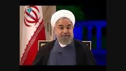 تشکر روحانی از جوانان حامی دولت در شبکه ها