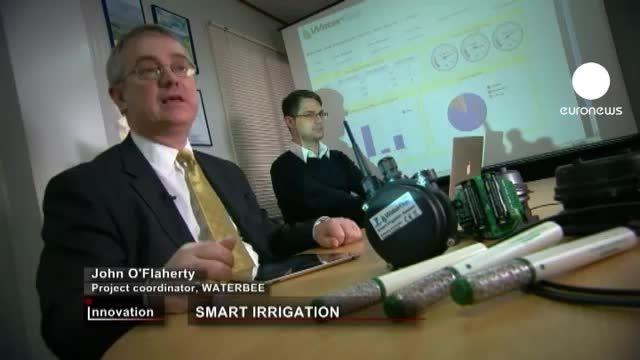 آبیاری هوشمند، هزینه کمتر و محصول بیشتر