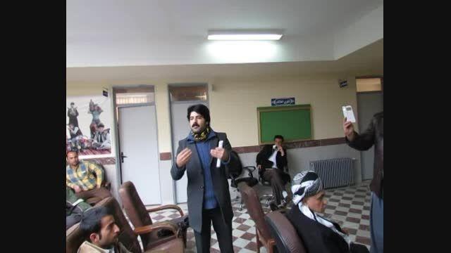زریوار خبر: دومین جلسه طرح سوال از شهردار