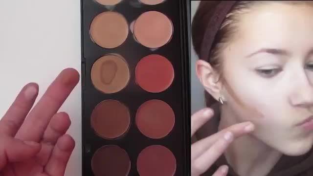 آرایش به سبك آریانا گرند Ariana Grande