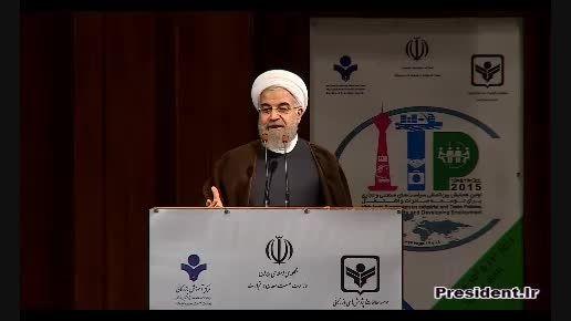 روحانی : مخالفان توافق نانشان در دعواست