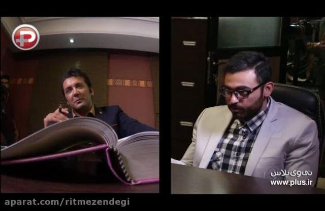 اعلام آمادگی بازیگر ایرانی برای حضور در جنگ علیه داعش!