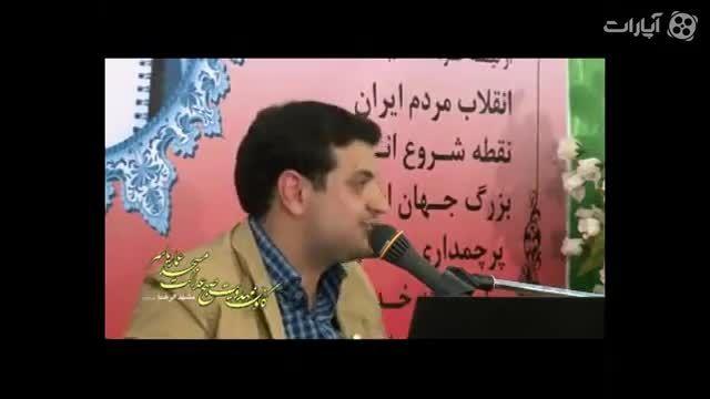 تیراندازی کار مداح محبوب حاج محمود کریمی نبود...