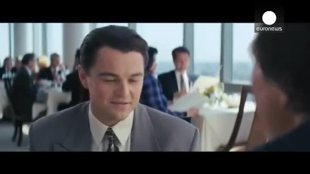 لئوناردو دی کاپریو در گرگ والستریت