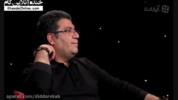 نظر جالب پژمان جمشیدی درباره علی پروین و علی انصاریان