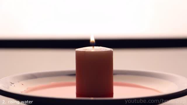 10 آزمایش بسیار زیبا و جذاب با آتش