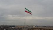 بلندترین پرچم جنوب تهران درباقرشهر به اهتزاز درآمد