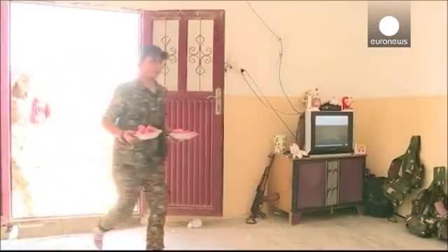 یگانهای ویژه زنان موسوم به (ی.پ.ژ) علیه داعش عراق-سوریه