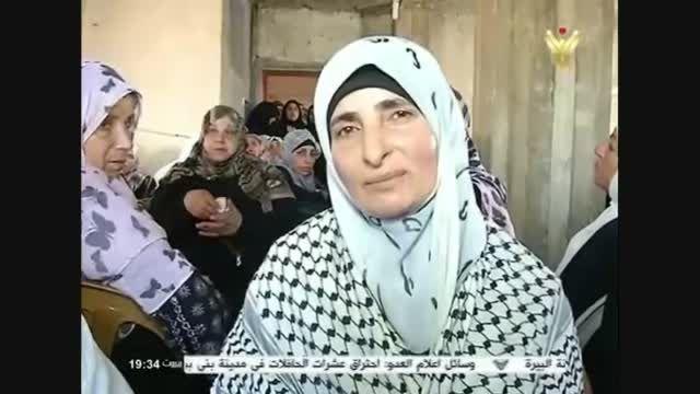 به شهادت رسیدن دختر جوان فلسطینی توسط صهیونیست ها