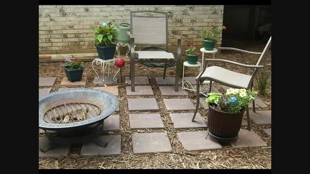 ایده های عالی زیباسازی حیاط، ویلا، باغ، ( m.art love )