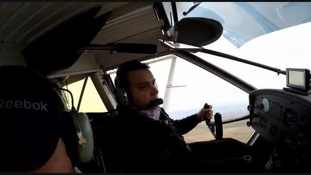 فرودگاه آزادی تمرین فرود اضطراری