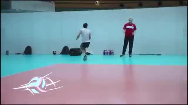 پیش بازی ایران - ژاپن