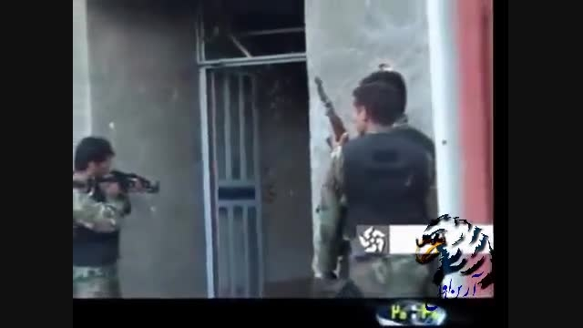 7 ساعت درگیری مسلحانه میان نیروی انتظامی و قاچاقچیان