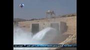 گزارش تصویری از سد موصل پس از شکست داعش