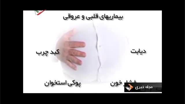 بازیگر زن جوان قربانی عمل جراحی چاقی