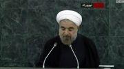 سخنرانی جنجالی دکتر روحانی در ترازوی نقد+پاسخ اوباما