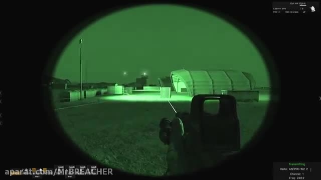 #18 تکاوران - نجات گروگان -ARMA 3