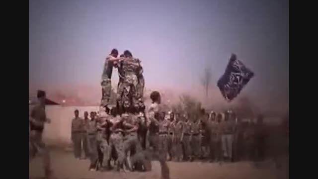 تربیت نیرو برای داعش توسط ترکیه