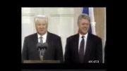 خنده از ته دل رئیس جمهور آمریکا