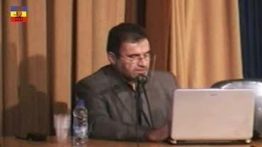 سخنرانی دکتر ابوالحسن فیاض