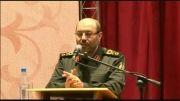 جلسه استاندار لرستان و وزیر دفاع کشور