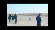 تاکسی کردن جنگنده f7 -اصفهان