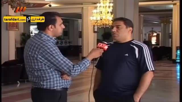 برنامه 90-آبرو ریزی سر بازی دوستانه جوانان ایران وسوریه