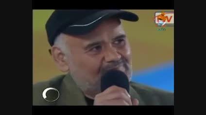 خاطره خنده دار اکبر عبدی