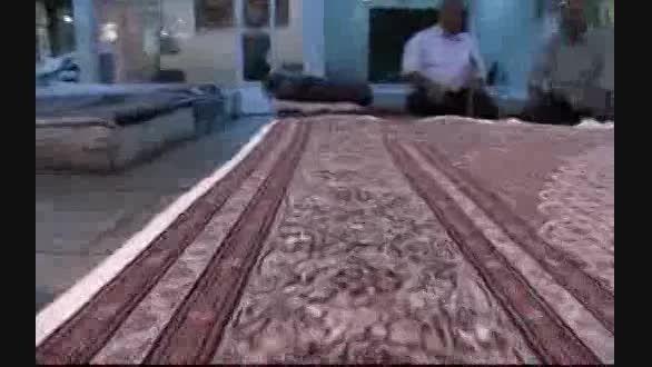 فرش چینی معضل فرش دستباف ایرانی است