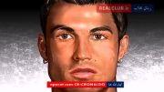تبدیل لئو مسی به کریستیانو رونالدو