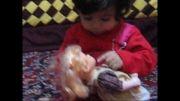 ترساندن کودک هنگام بازی