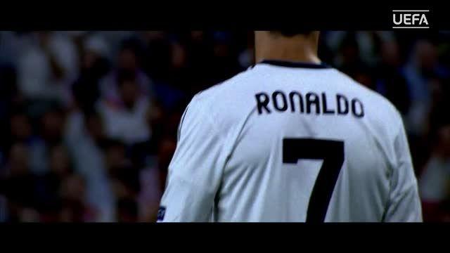 سه نامزد برترین بازیکن سال اروپا : کریس رونالدو (HD)