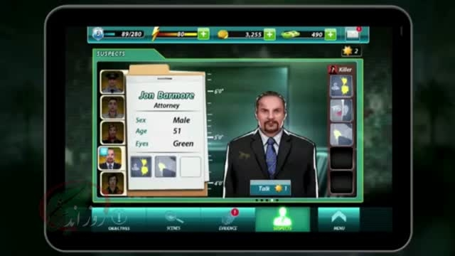 تریلر بازی جنایی جنایت پنهان-نسخه اندروید
