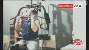 تمرینات بدن سازی فوق سنگین