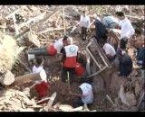 زلزله زدگان