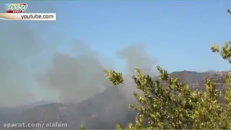فیلم عملیات نجات خلبان روس در مرزهای سوریه و ترکیه