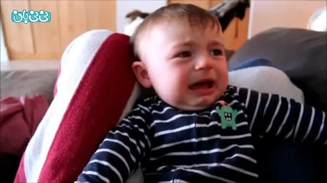 شیوه جدید آرام کردن گریه نوزاد!