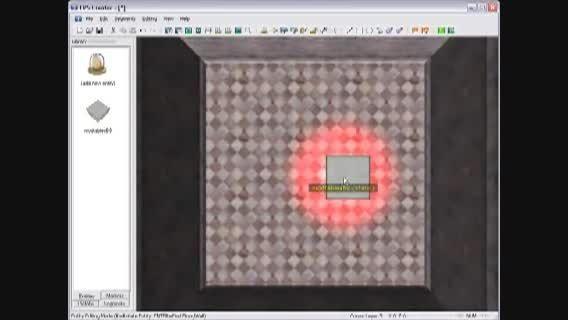 آموزش ساخت بازی با FPS Creator-درس سوم-اشیاء(Entities)