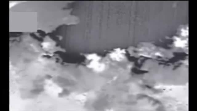 عملیات مشترک نیروی هوایی عراق و آمریکا بر ضد داعش