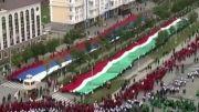 تولد پوتین و حضور هزاران روسی در خیابان