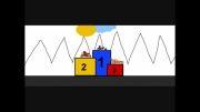 کارتون ماشین بازی سونیک (ساخت خودم دوبله خودم)
