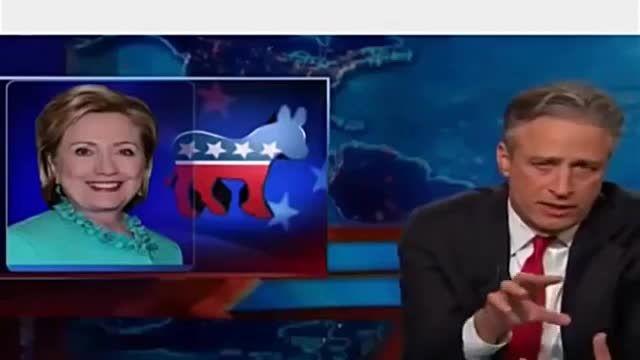 شوخی های وحشتناک جان استورات با کاندیداهای 2016
