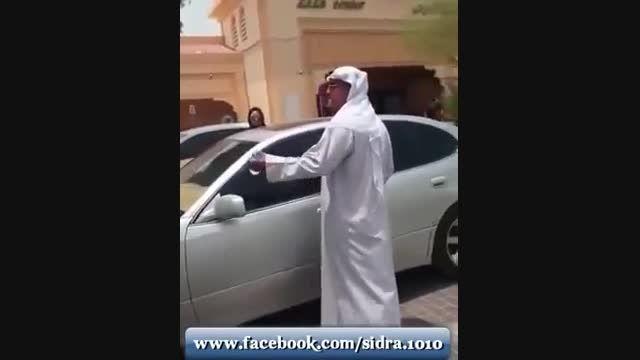 فیلم خنده دار آقای عرب کرکر خنده بسیار خنده دار
