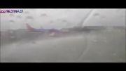 لحظه وحشتناک سقوط هواپیما((فیلمبرداری در داخل هواپیما))