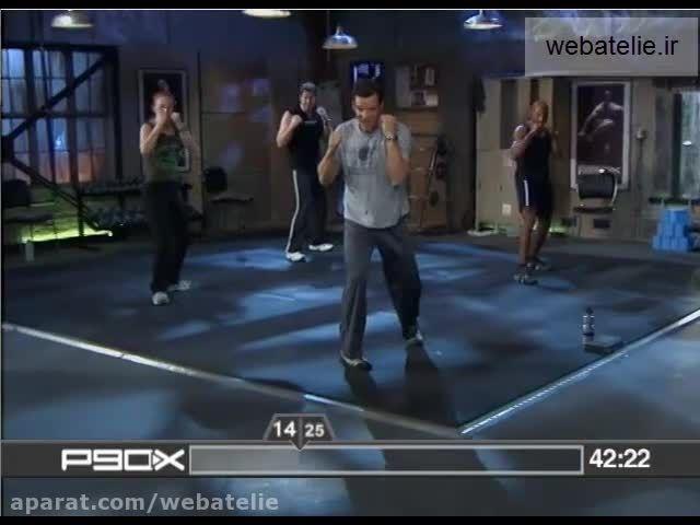 برنامه ورزشی تناسب اندام در خانه P90X-Base Kit