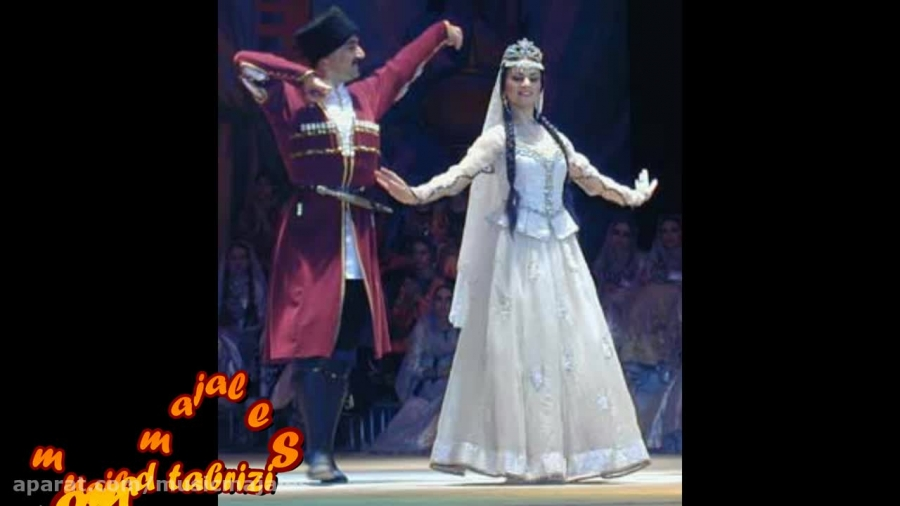 آهنگ شاد آذری آی خانم خانم   اجرای زنده صمد تبریزی