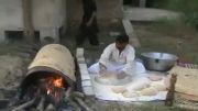 (((خارق العاده)))عالی ترین نان پز دنیا