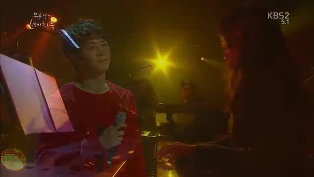 اجرای زیبای جو وون(بازیگر سریال آقای دکتر)