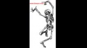 رقص بدون لباس( برهنه ی برهنه)